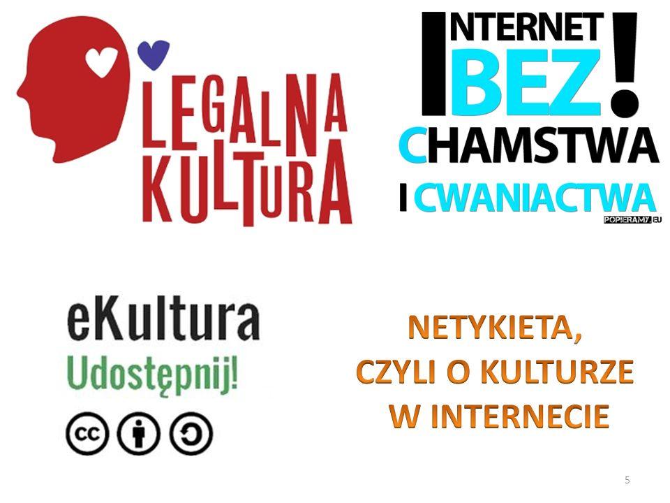 Tematyka realizowanych spotkań profilaktycznych dla rodziców Internet – środowisko młodego człowieka.