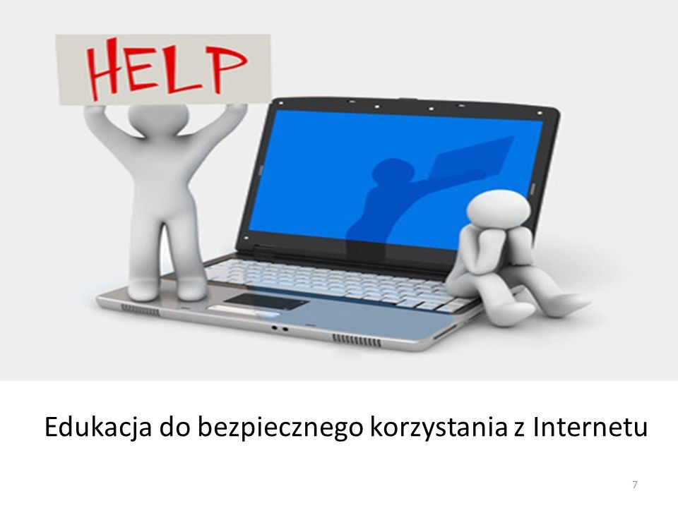 Edukacja do bezpiecznego korzystania z Internetu 7