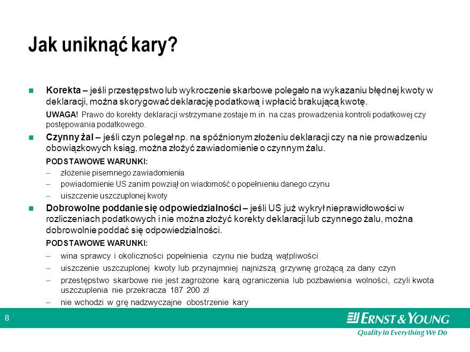 9 Ile płaci fiskus za swoje błędy.kwota odszkodowań wypłaconych firmom i obywatelom w 2006 r.