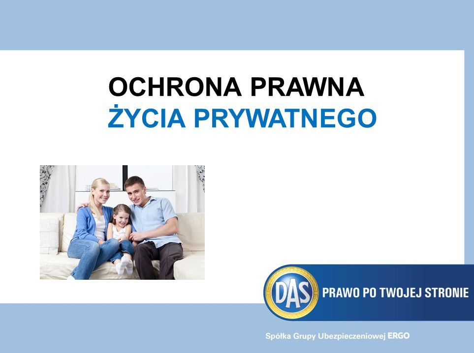 Ochrona Prawna Życia Prywatnego ■ Zostanie uszkodzony Twój pojazd ■ Odniesiesz obrażenia i konieczne będzie leczenie.