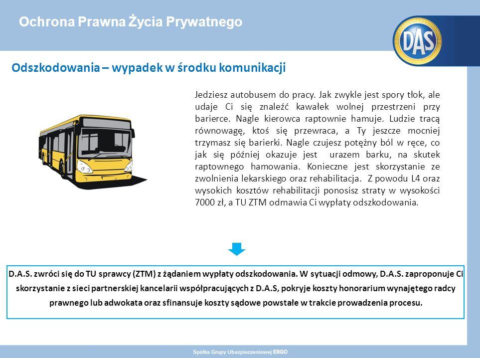 Ochrona Prawna Życia Prywatnego Jedziesz autobusem do pracy.