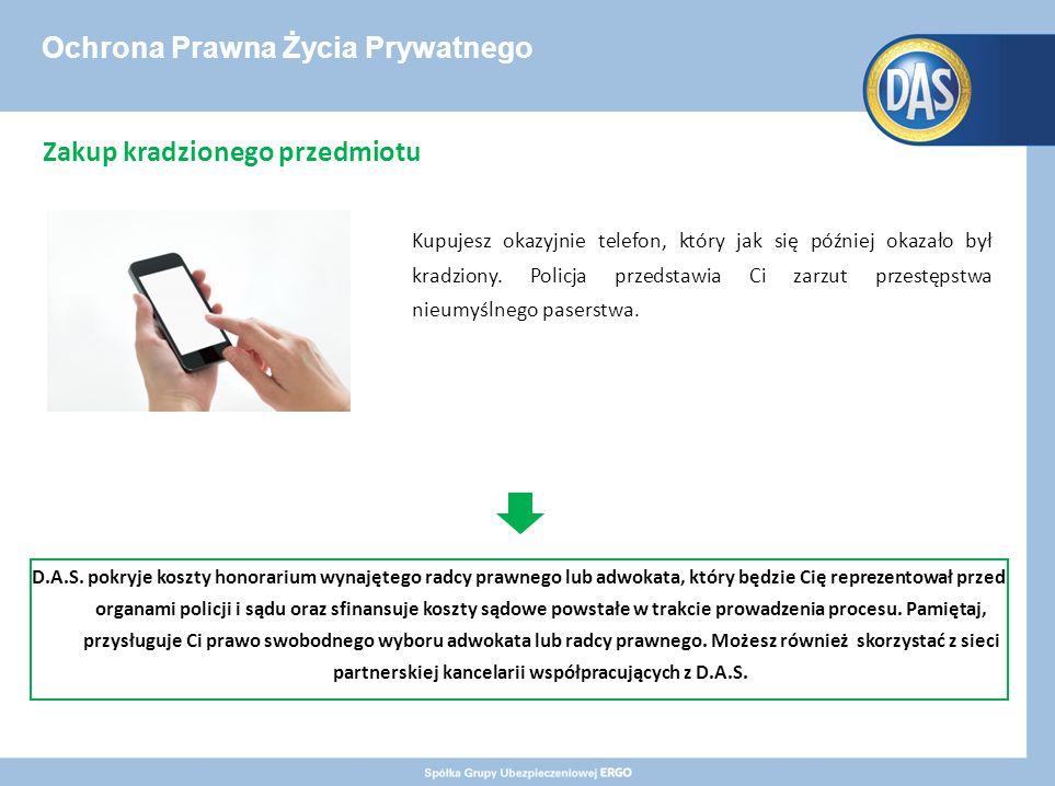 Ochrona Prawna Życia Prywatnego Kupujesz okazyjnie telefon, który jak się później okazało był kradziony.