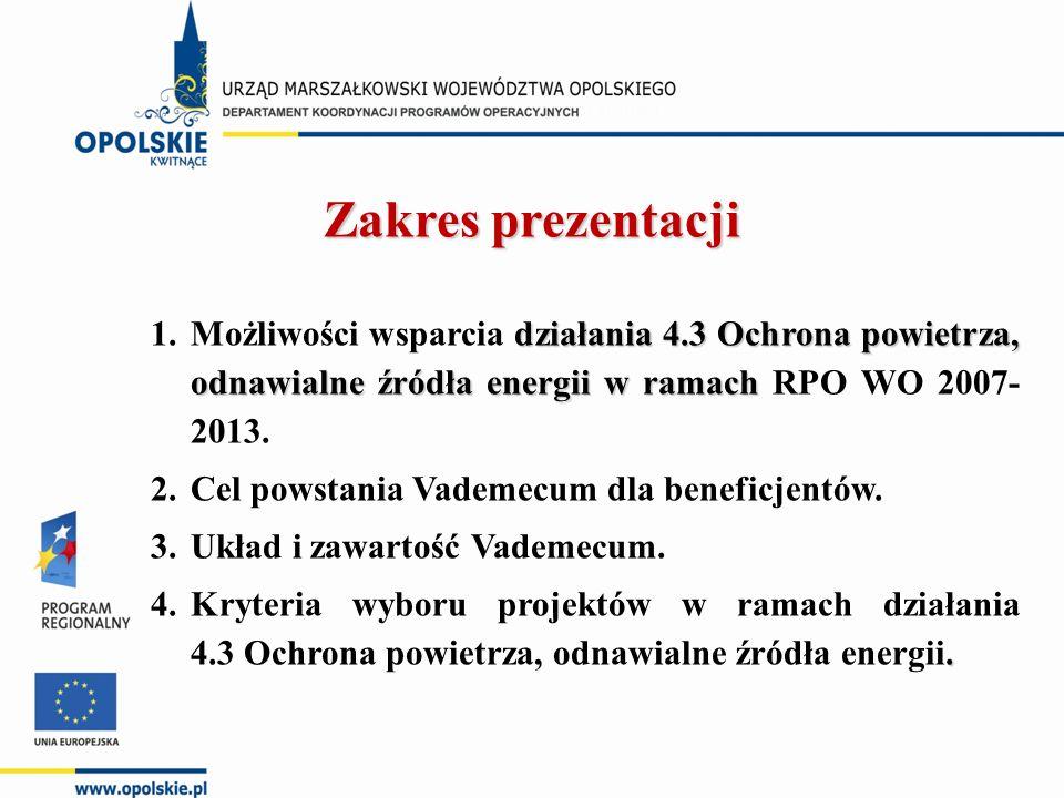  Etap II - ocena merytoryczna II stopnia c.d.: Informacja na temat projektów znajdujących się na liście rankingowej zamieszczona zostanie na stronie internetowej: http://rpo.opolskie.pl