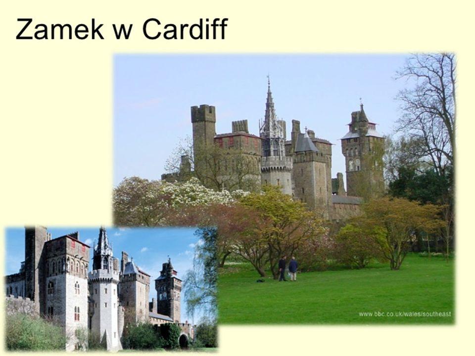 Zamek w Cardiff – okazały normandzki zamek i XIX-wieczna rezydencja utrzymana w stylu wiktoriańskiego neogotyku, położony w centrum Cardiff, należący
