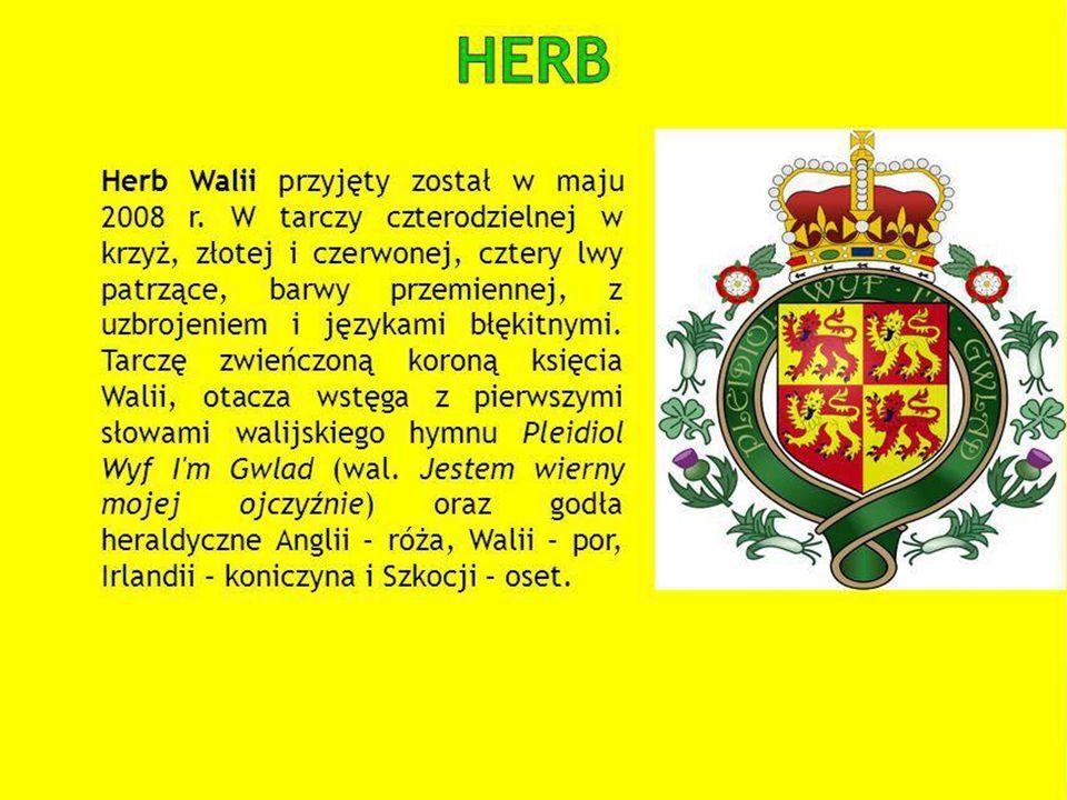 Język urzędowy:  Angielski  Walijski