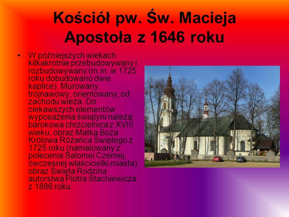 Kościół pw.Św.