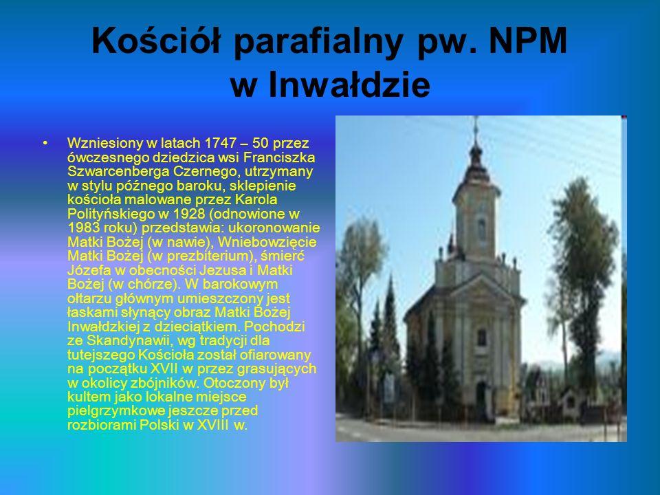 Kościół parafialny pw.