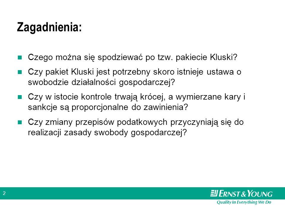 13 Ile płaci fiskus za swoje błędy.kwota odszkodowań wypłaconych firmom i obywatelom w 2006 r.