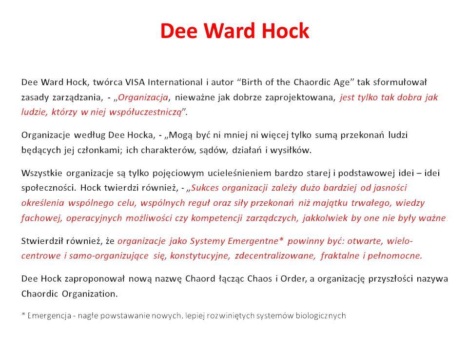 Dee Ward Hock