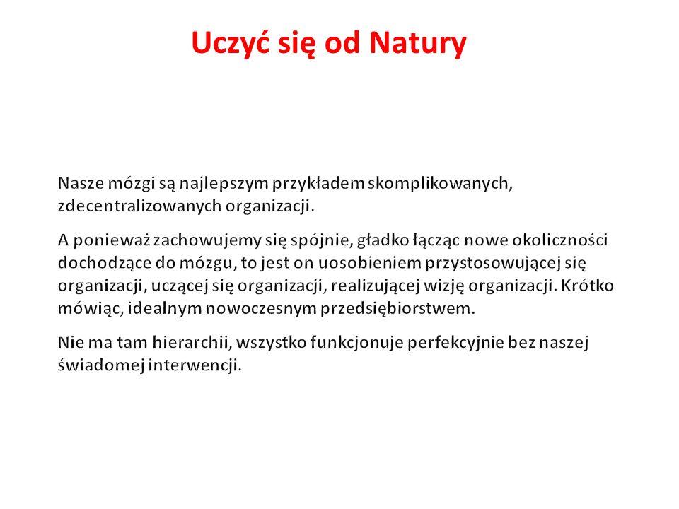 Uczyć się od Natury