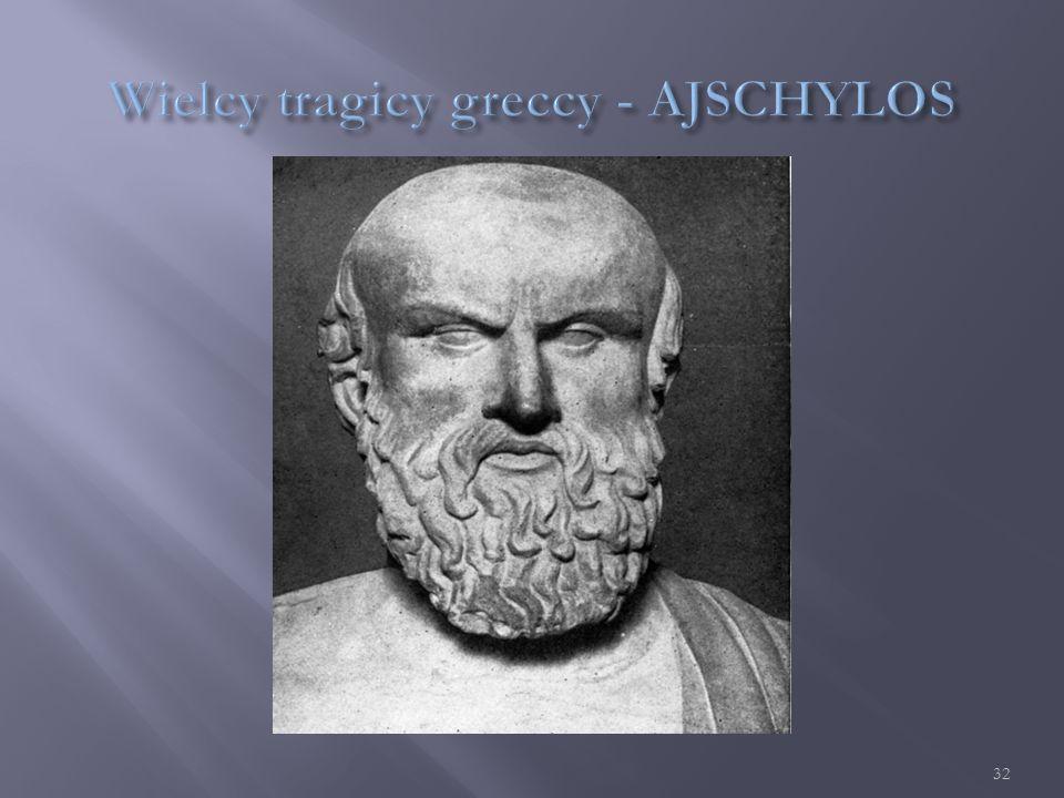  (496 –406 p.n.e.) –urodził się w Kolonos, wcześnie zdobył popularność i uznanie jako tragediopisarz, odniósł 18 lub (jak podają niektóre źródła 20) zwycięstw w agonach tragicznych.