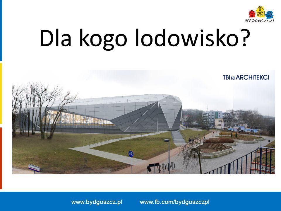 Dla kogo lodowisko? www.bydgoszcz.pl www.fb.com/bydgoszczpl