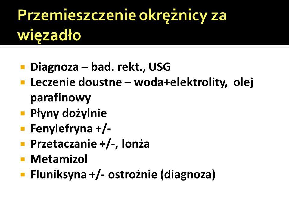  Diagnoza – bad.