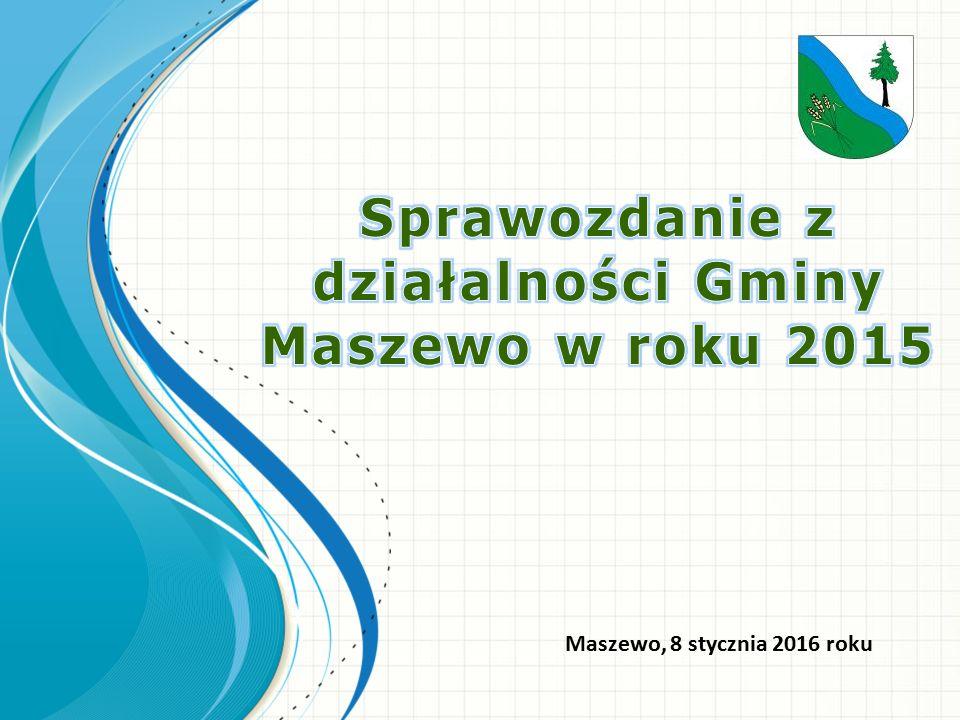 Maszewo, 8 stycznia 2016 roku