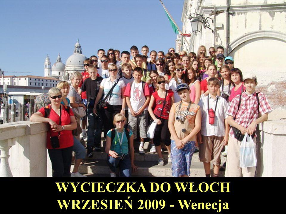 WYCIECZKA DO WŁOCH WRZESIEŃ 2009 - Wenecja