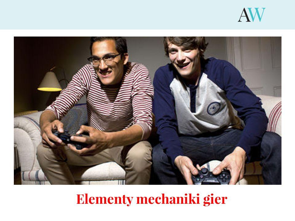 Elementy mechaniki gier