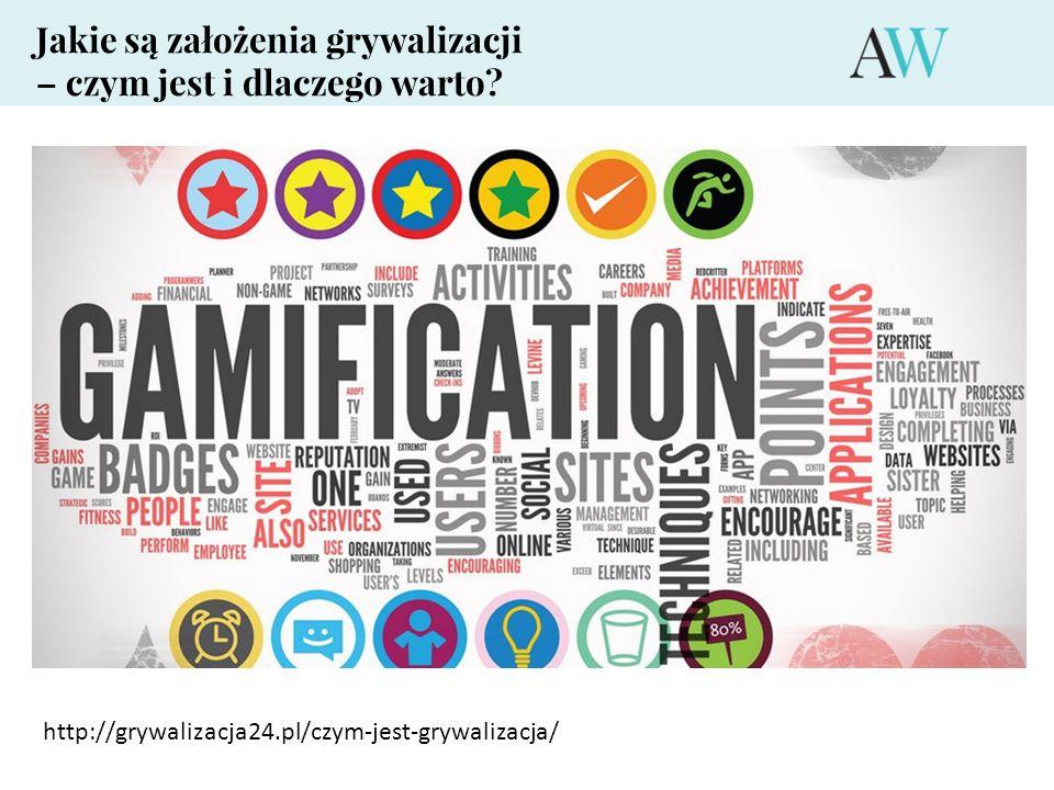 Jakie są założenia grywalizacji – czym jest i dlaczego warto? http://grywalizacja24.pl/czym-jest-grywalizacja/