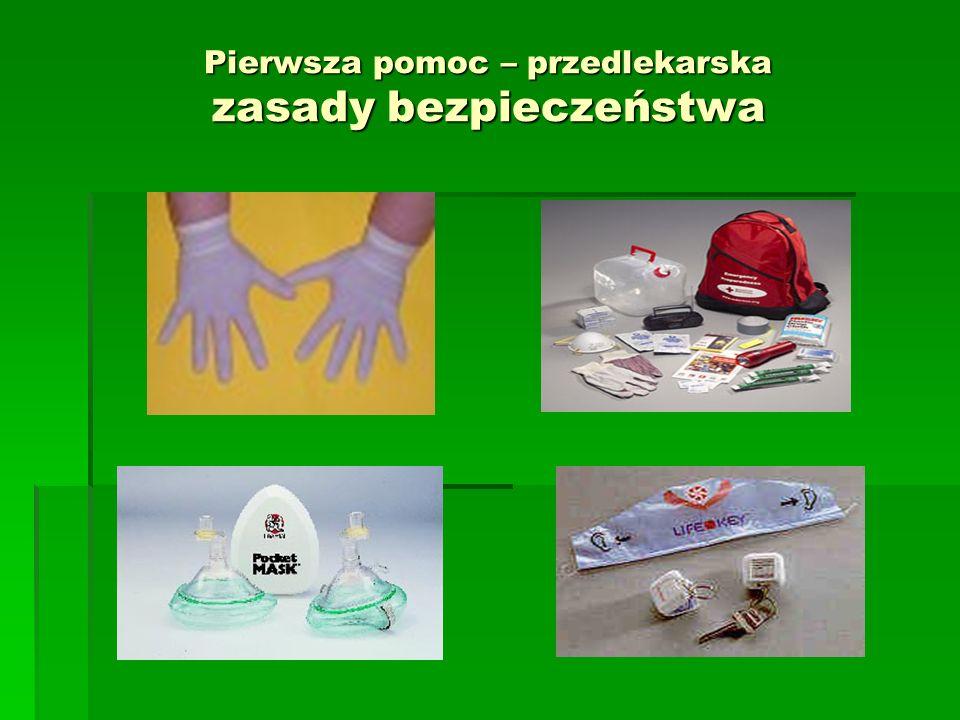 Pierwsza pomoc – przedlekarska ułożenie poszkodowanego  Ułożenie na wznak - z cienką poduszką pod głowę stosujemy, jeśli nie ma konieczności zastosowania jednego ze specjalnych ułożeń.