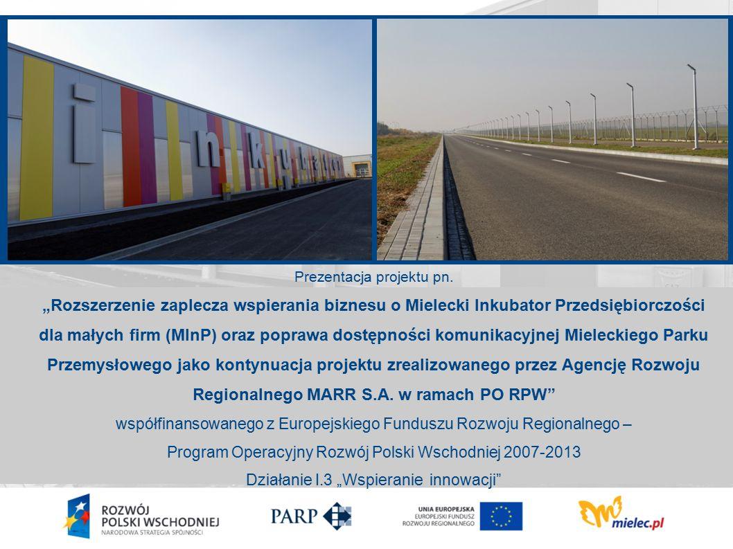 Prezentacja projektu pn.