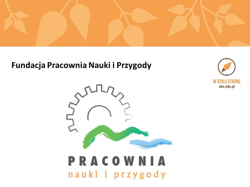 O Fundacji Działamy od 17 stycznia 2012 r.