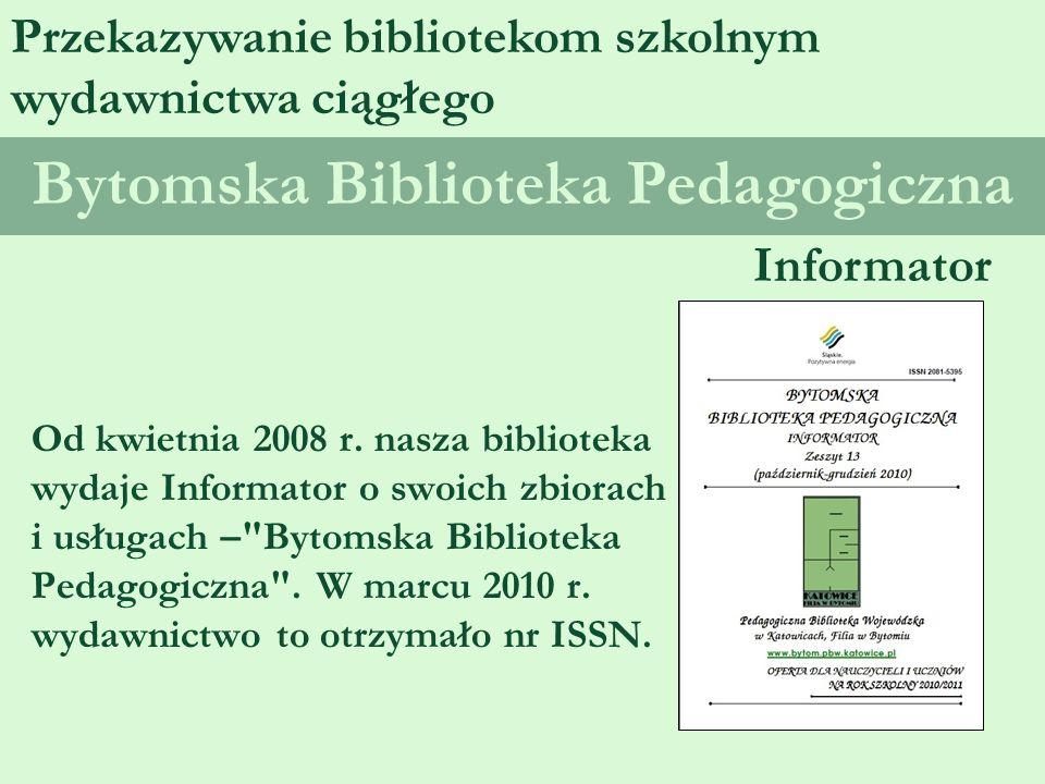 Od kwietnia 2008 r.