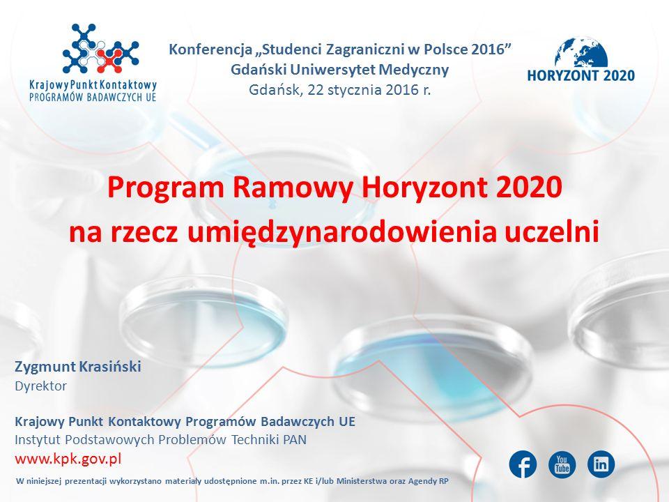 """Konferencja """"Studenci Zagraniczni w Polsce 2016 Gdański Uniwersytet Medyczny Gdańsk, 22 stycznia 2016 r."""