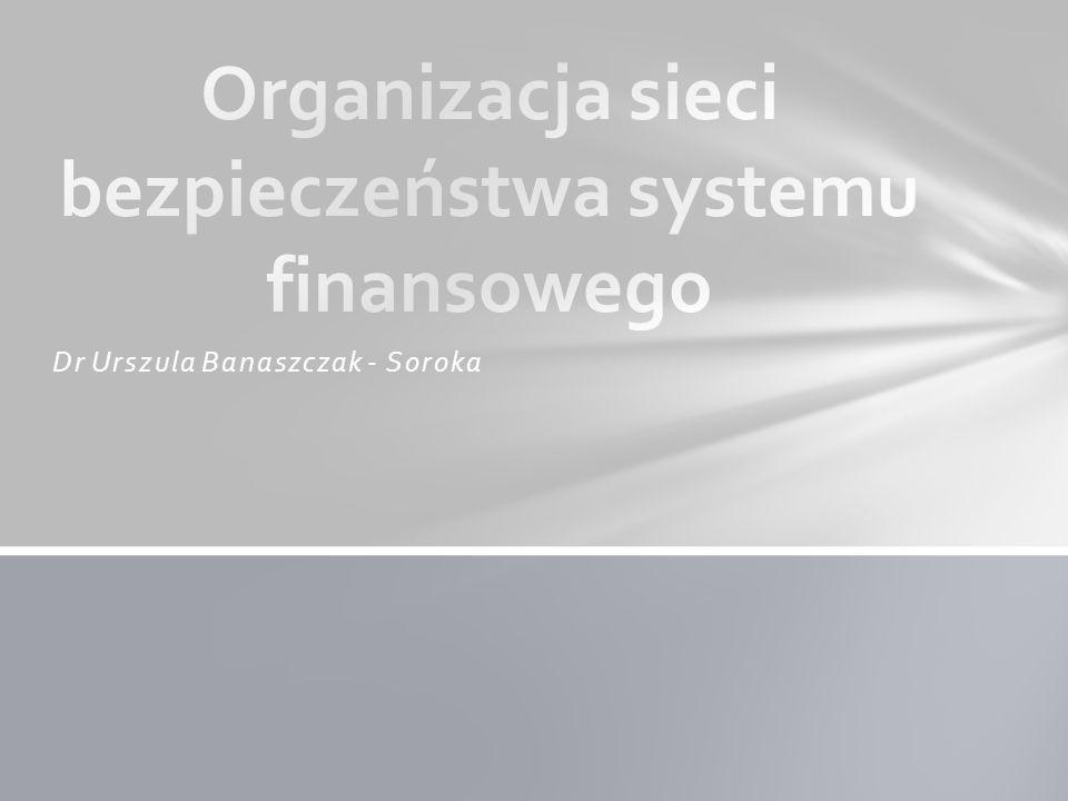 Dr Urszula Banaszczak - Soroka