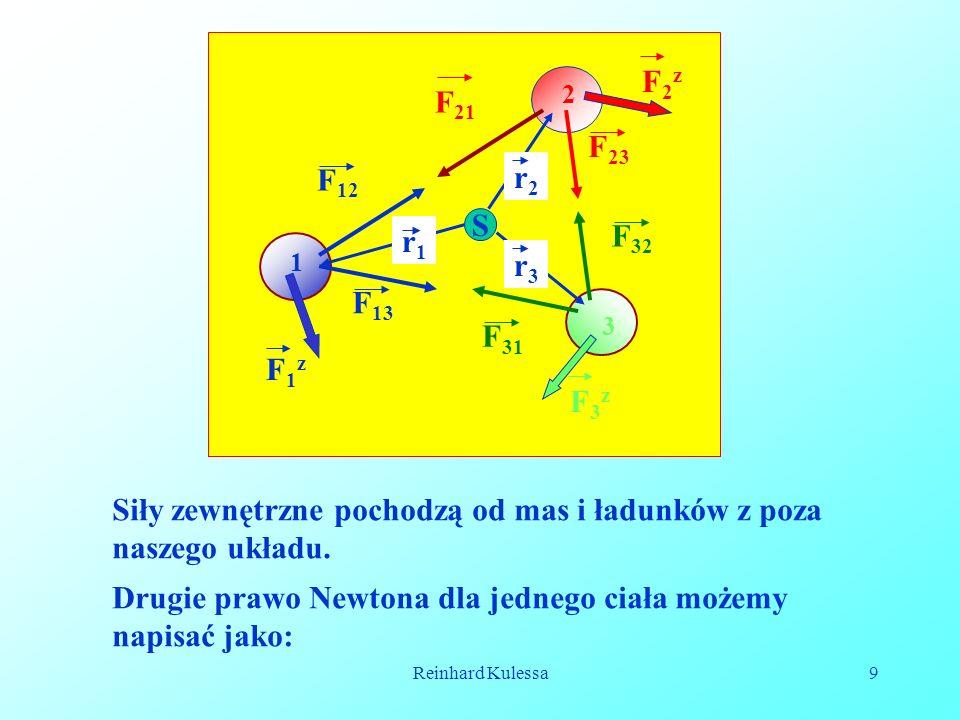 Reinhard Kulessa10.Równanie to pomnożymy z lewej strony wektorowo przez wektor r 1.