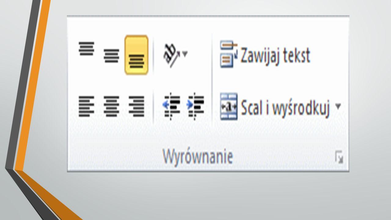 Tworzenie tabeli programu Excel W arkuszu zaznacz zakres komórek, które chcesz umieścić w tabeli.