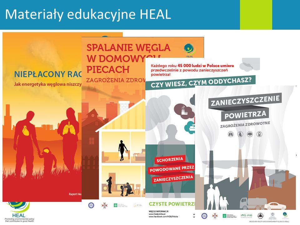 Materiały edukacyjne HEAL 19