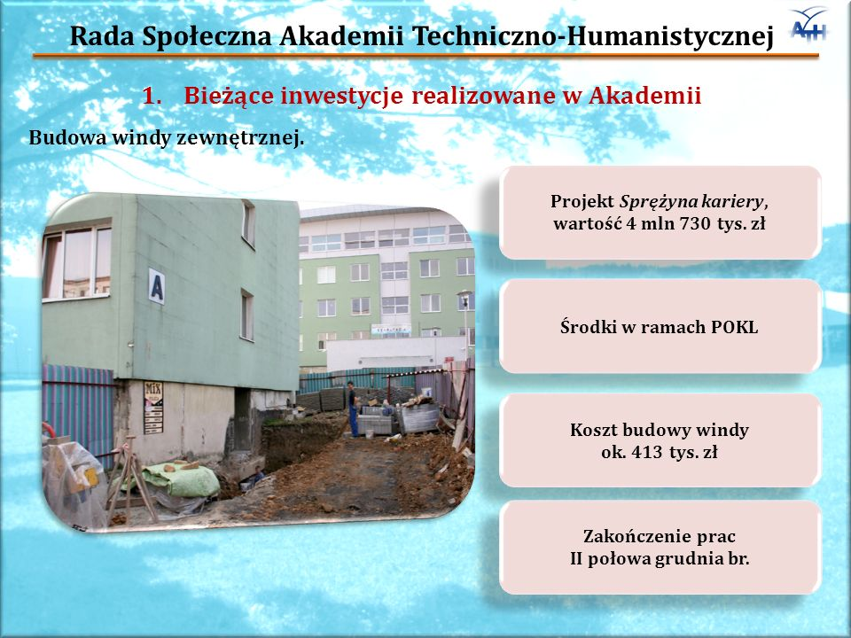 Rada Społeczna Akademii Techniczno-Humanistycznej 2.