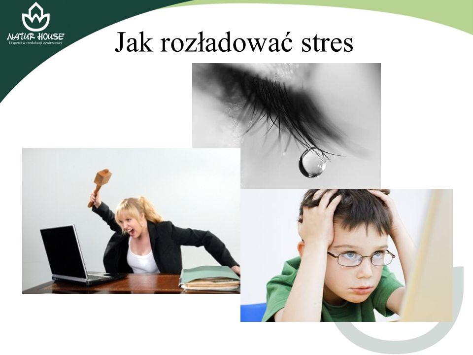 Jak rozładować stres