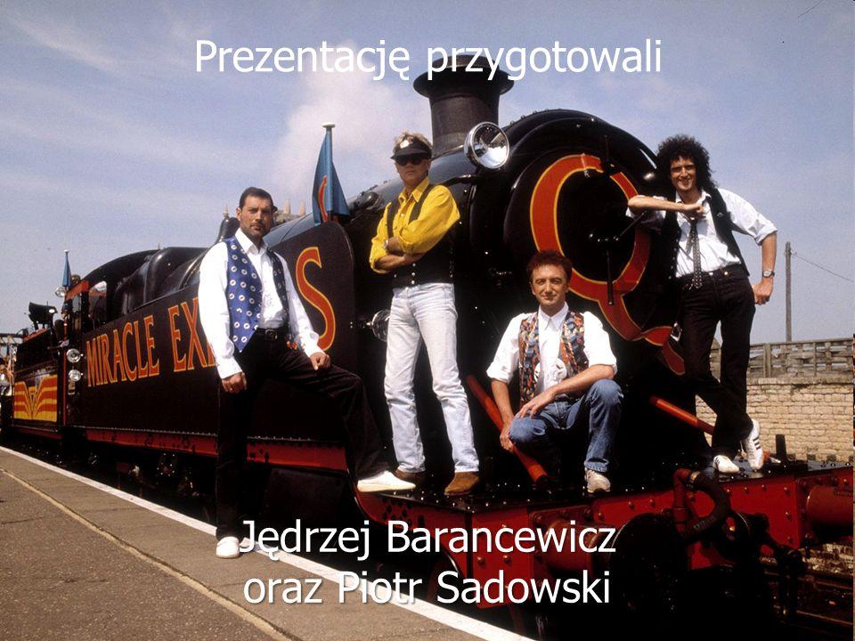 Jędrzej Barancewicz oraz Piotr Sadowski Prezentację przygotowali