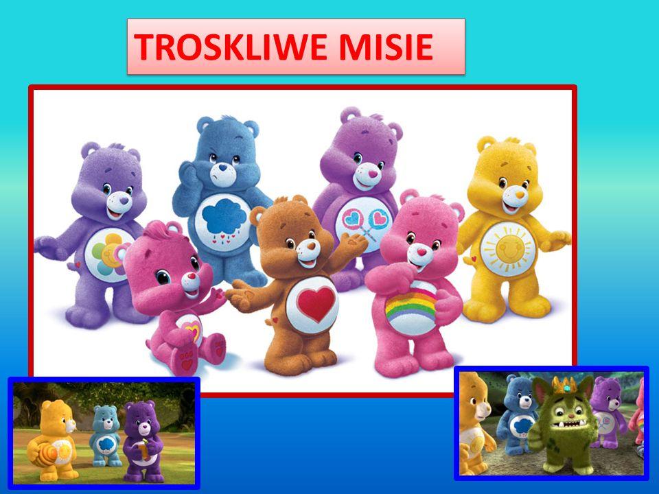 TROSKLIWE MISIE
