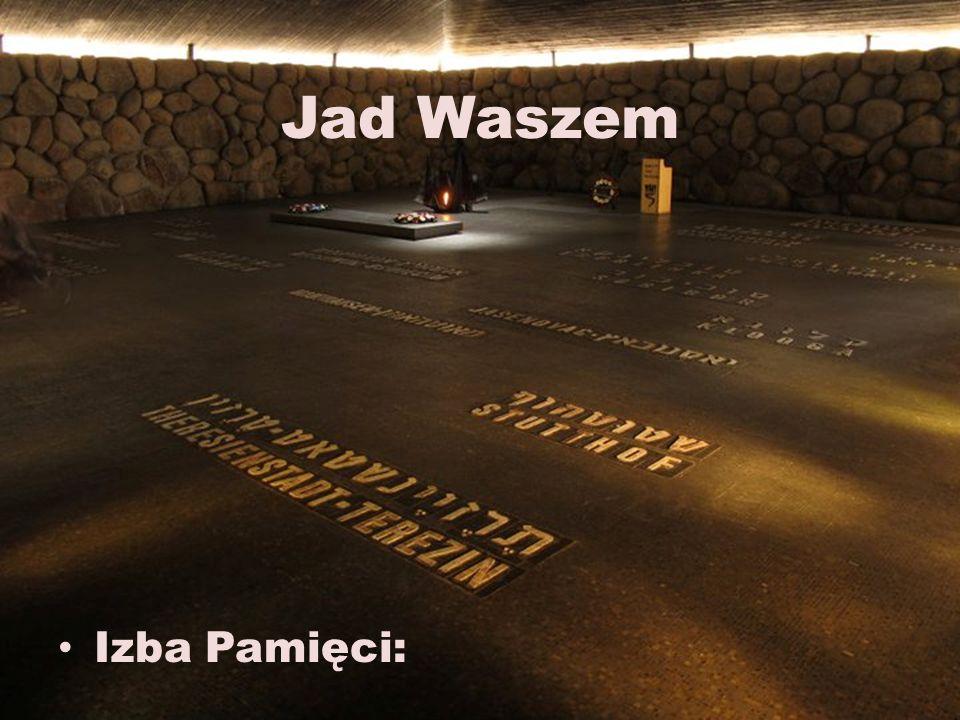 Jad Waszem Yad LaYeled: upamiętnienie 1,5 mln dzieci – ofiar Holocaustu