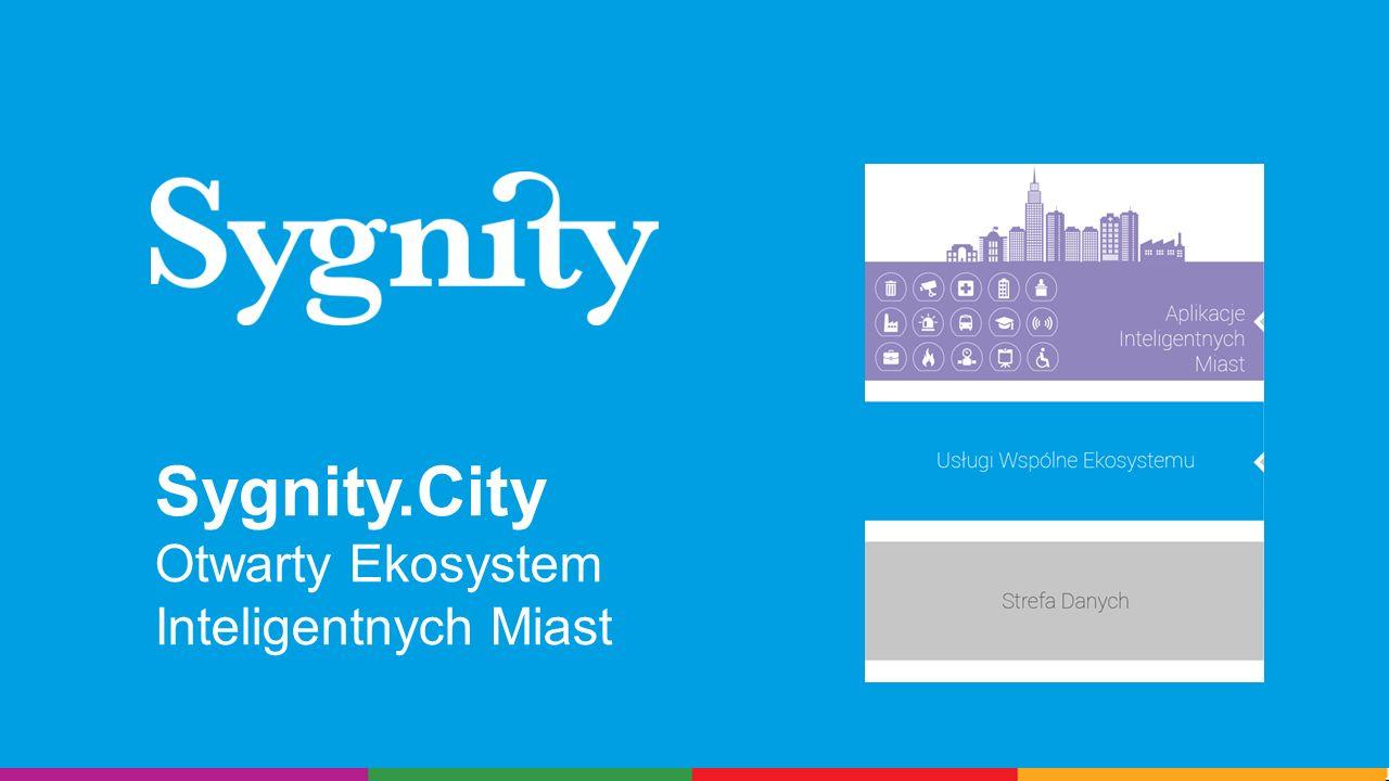 Sygnity.City Otwarty Ekosystem Inteligentnych Miast