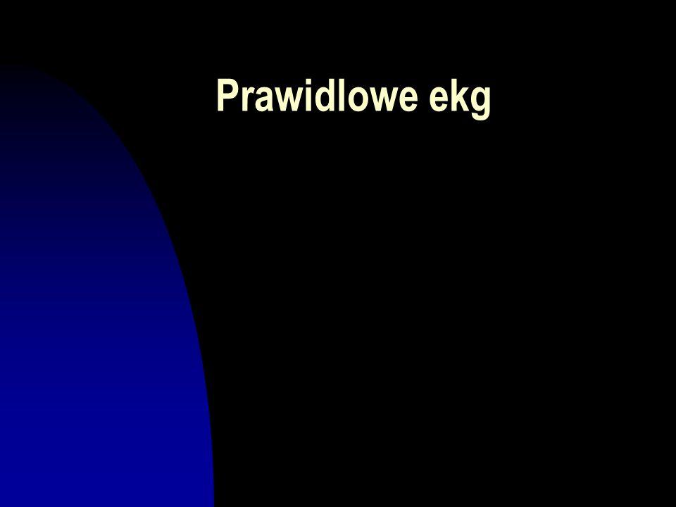 Prawidlowe ekg