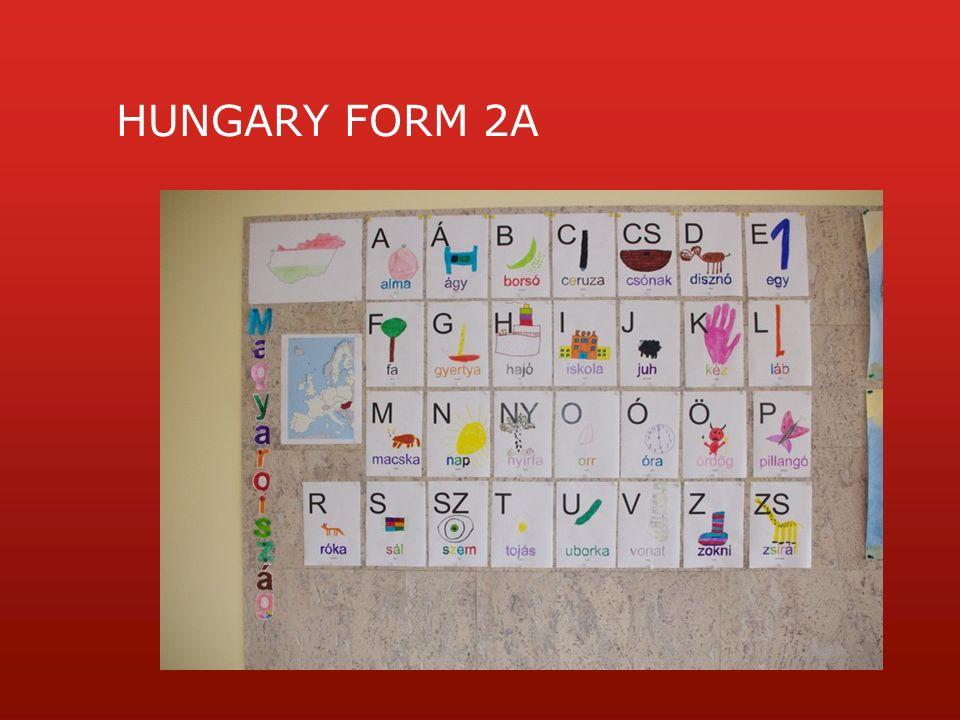 HUNGARY FORM 2A