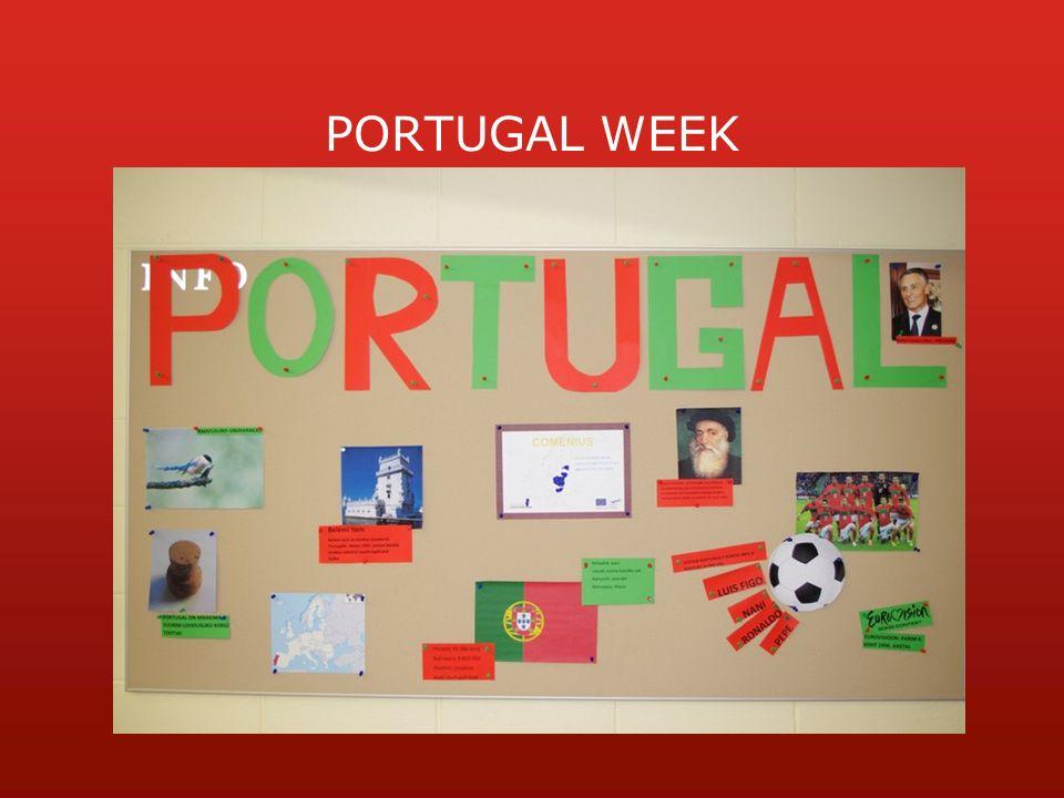 PORTUGAL WEEK