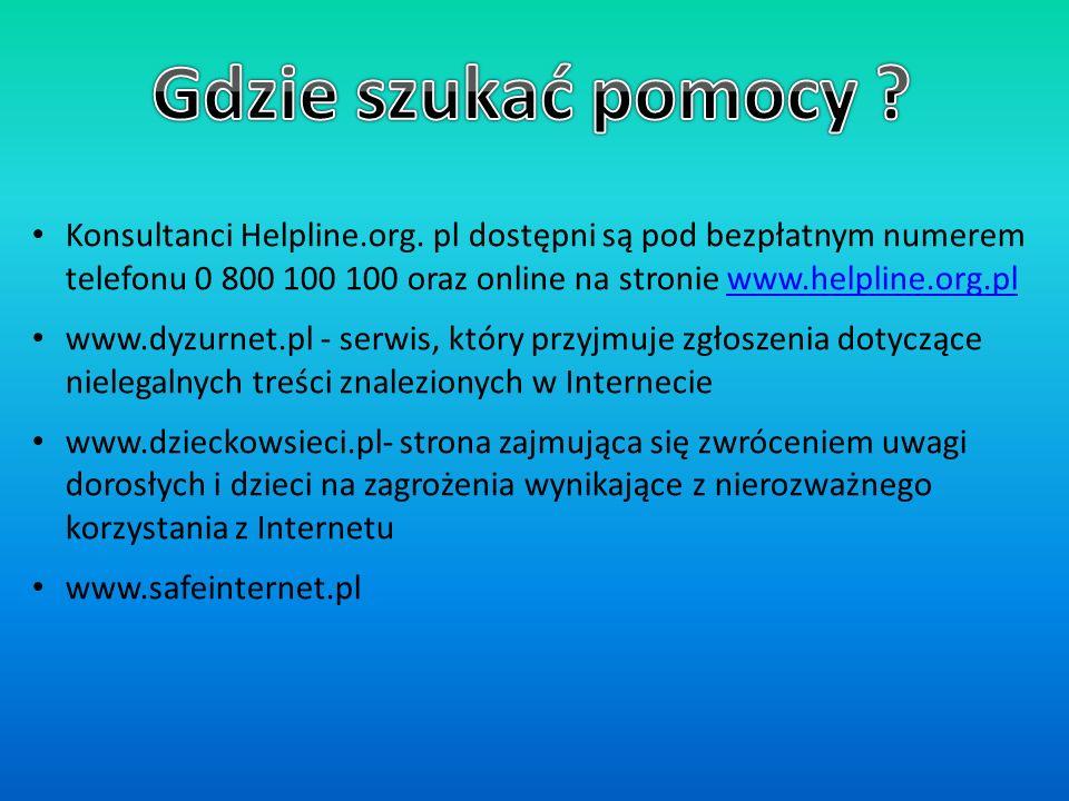 Konsultanci Helpline.org.