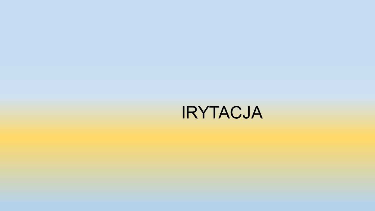IRYTACJA