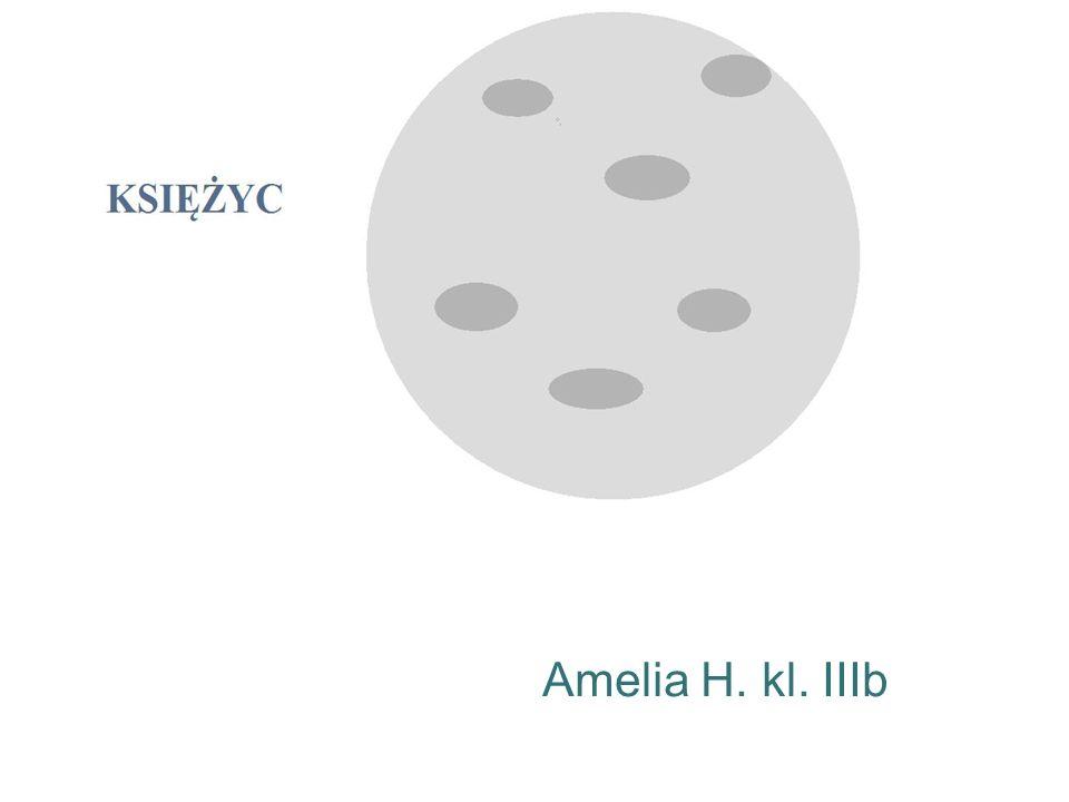 Amelia H. kl. IIIb
