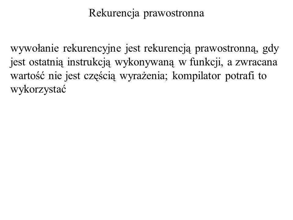 IPC – status zakończenia procesu (potomnego) /* przykład zawołania WEXITSTATUS() */ else { /* to proces nadrzędny == rodzic */ int status; wait(&status); printf( \n potomek zwrocil status=%d\n ,status); printf( \n czyli WEXITSTATUS=%d\n ,WEXITSTATUS(status)); /* 5!.
