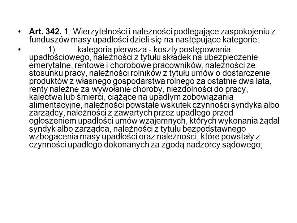 Art. 342. 1.