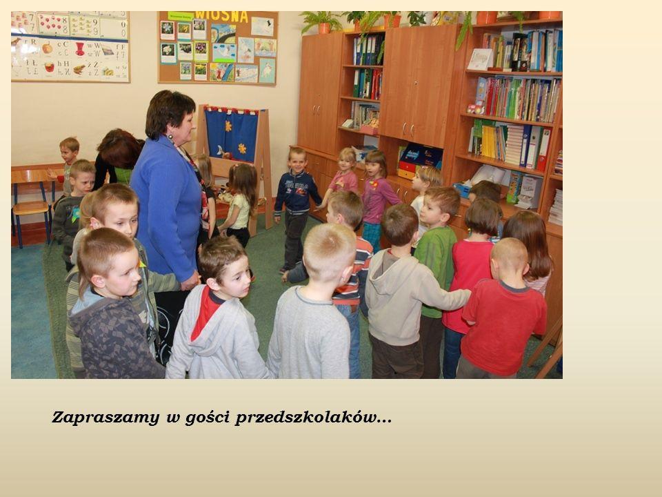 Zapraszamy w gości przedszkolaków…