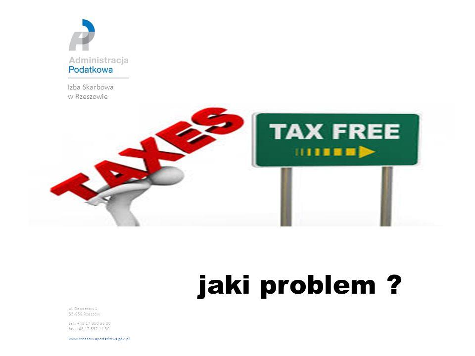 TAX FREE Obowiązki sprzedawcy – art.