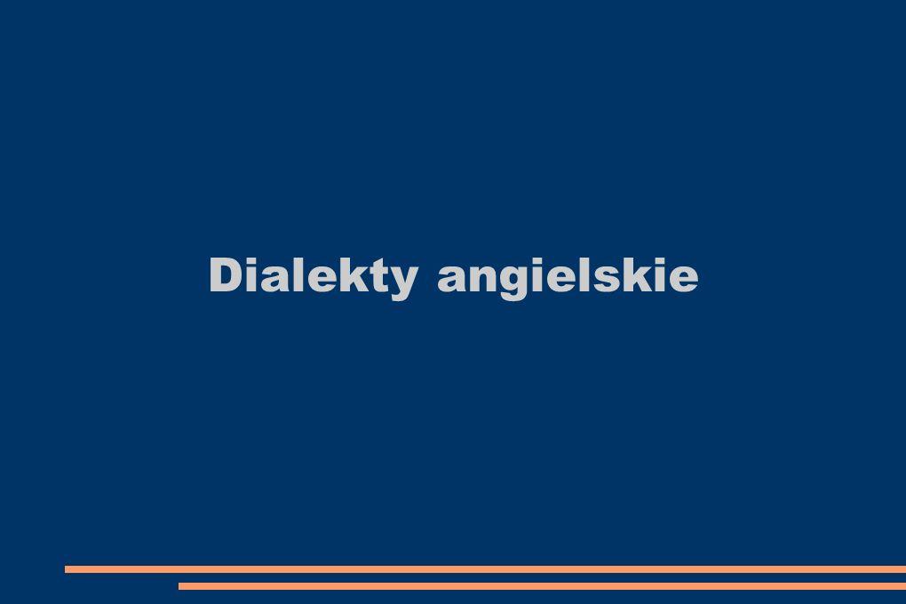 Irlandzka odmiana języka angielskiego ● Dialekt języka angielskiego używany jest na terenie Irlandii.