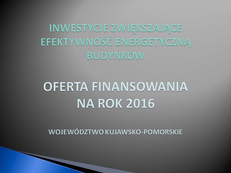 KREDYT INWESTYCYJNY ZE ŚRODKÓW BANKU ROZWOJU RADY EUROPY ORAZ EUROPEJSKIEGO BANKU INWESTYCYJNEGO RODZAJ KLIENTA: PODMIOTY SEKTORA FINANSÓW PUBLICZNYCH, W TYM JST I PRZEDSIĘBIORSTWA KOMUNALNE PRZEZNACZENIE KREDYTU: FINANSOWANIE PROJEKTÓW INFRASTRUKTURALNYCH, W SZCZEGÓLNOŚCI ZWIĄZANYCH Z OCHRONĄ ŚRODOWISKA