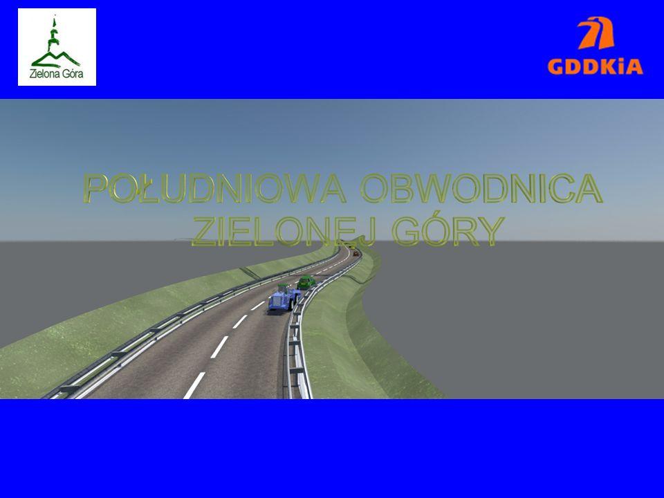 Uwarunkowania Na terenie miasta Zielona istniejący układ komunikacyjny, opiera się głównie na następujących ciągach dróg: droga ekspresowa S3, droga krajowa nr 27, droga krajowa nr 32 (ul.