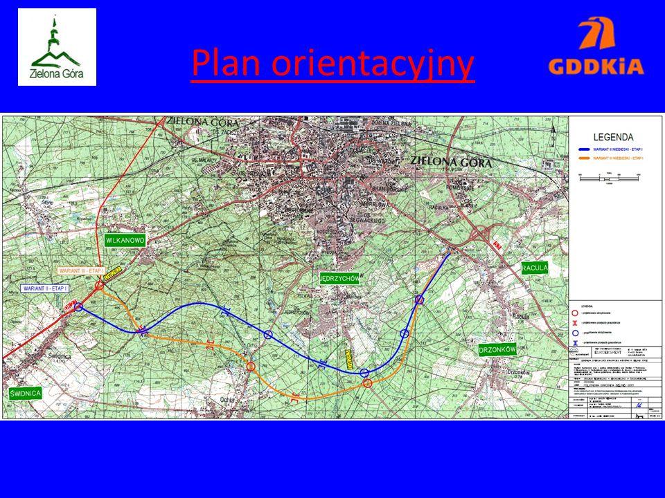 Plan orientacyjny